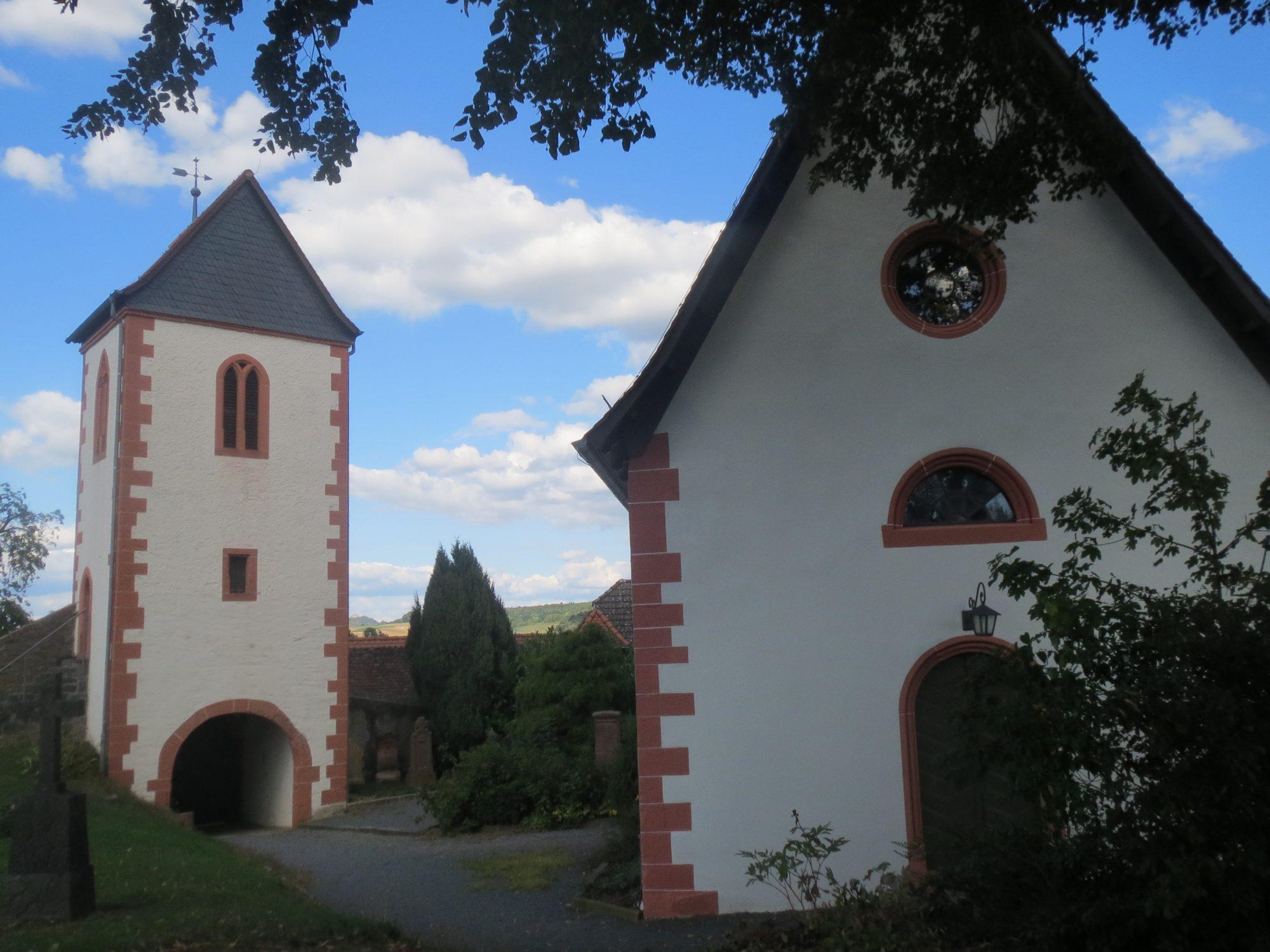 evangelische Kirchengemeinde Wersau